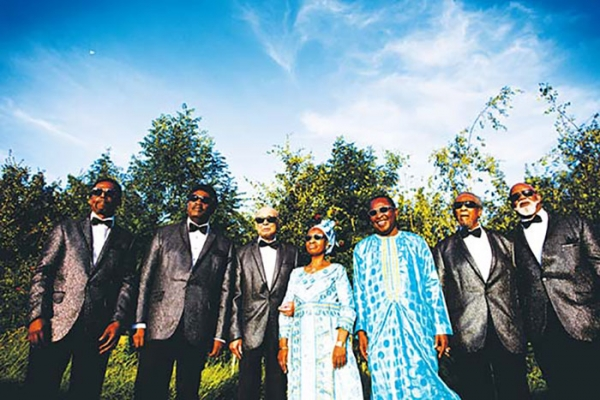 Amadou and Mariam with The Blind Boys of Alabama